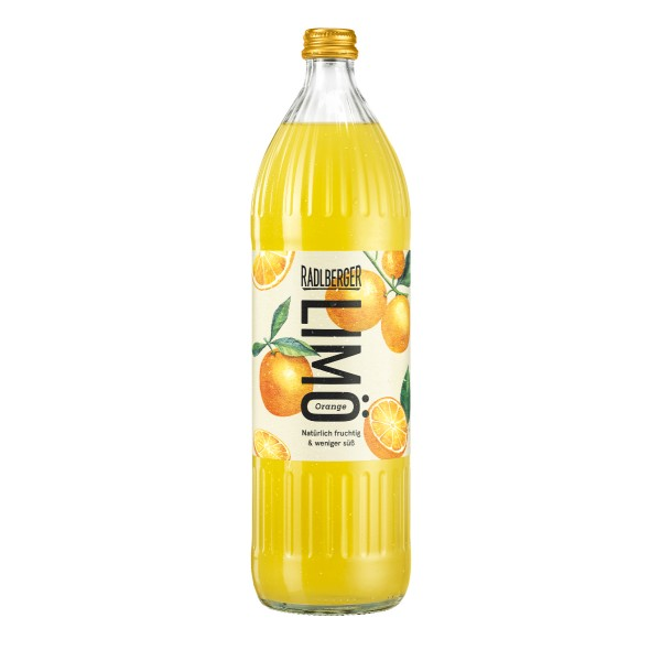 Radlberger LIMÖ Orange 1L (PNG)