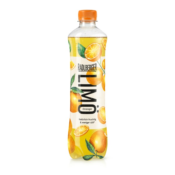 Radlberger LIMÖ Orange 0,5L (PNG)